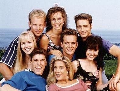 Beverly Hills 90210 serie tv completa anni 80