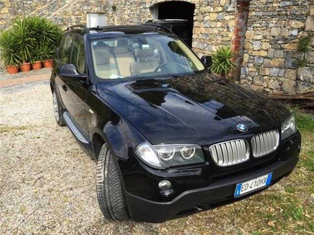 BMW X3 xDrive18d Limited Sport Edition