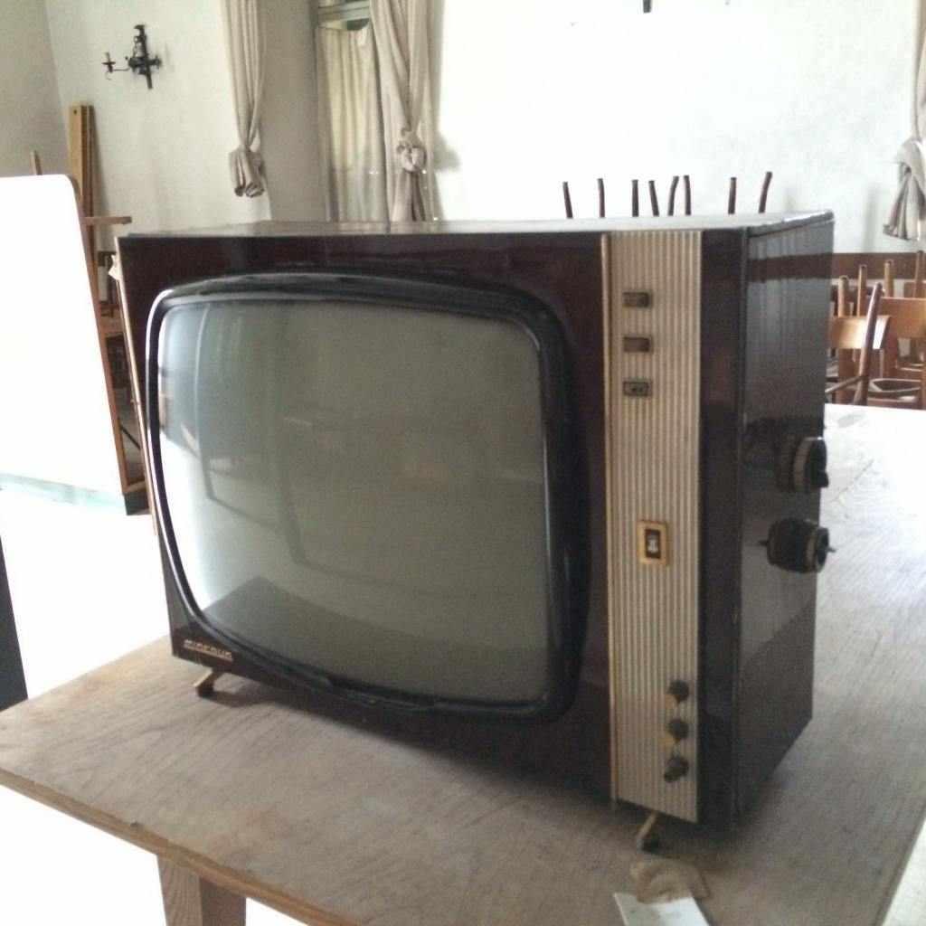 Televisore Minerva vintage