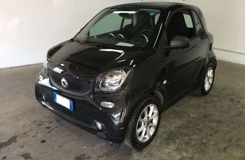 SMART FORTWO COUPE 70 TWINAMIC YOUNGSTER