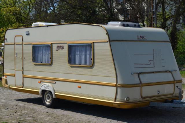 Caravan Lmc - Lord 555