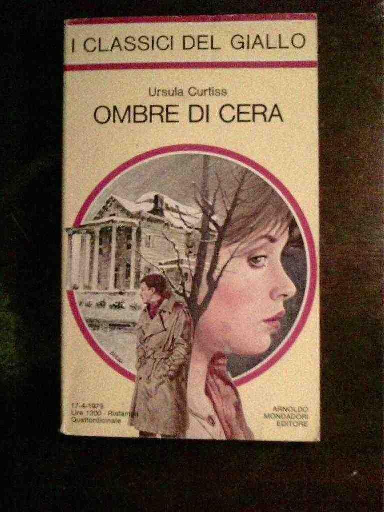 Ursula Curtiss - Ombre di cera