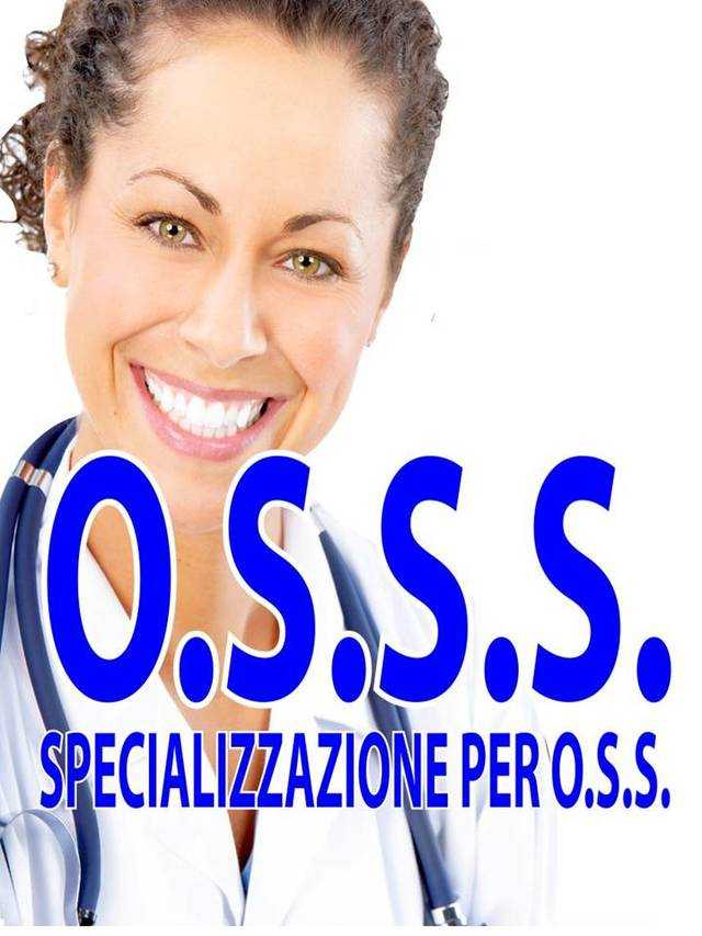 Corso OSS-S (Operatore Socio Sanitario Specializzato)