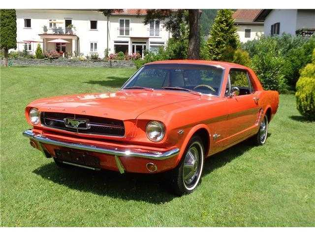 1964 Ford Mustang 289