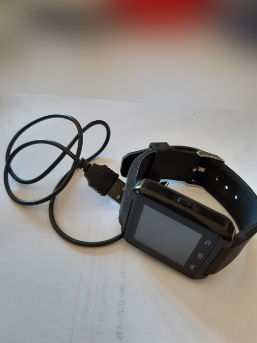 vendo smartwatch mai usato - orologio / telefono a polso