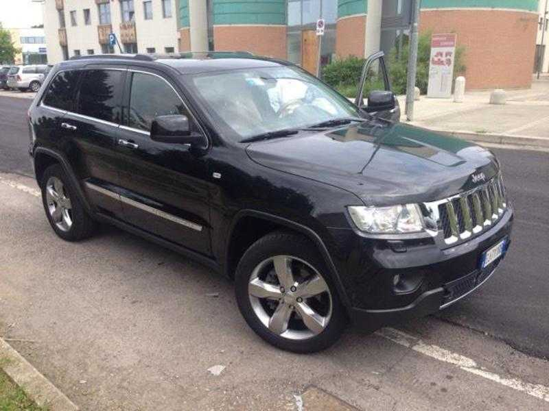 Jeep Grand Cherokee 3.0 CRD Overland