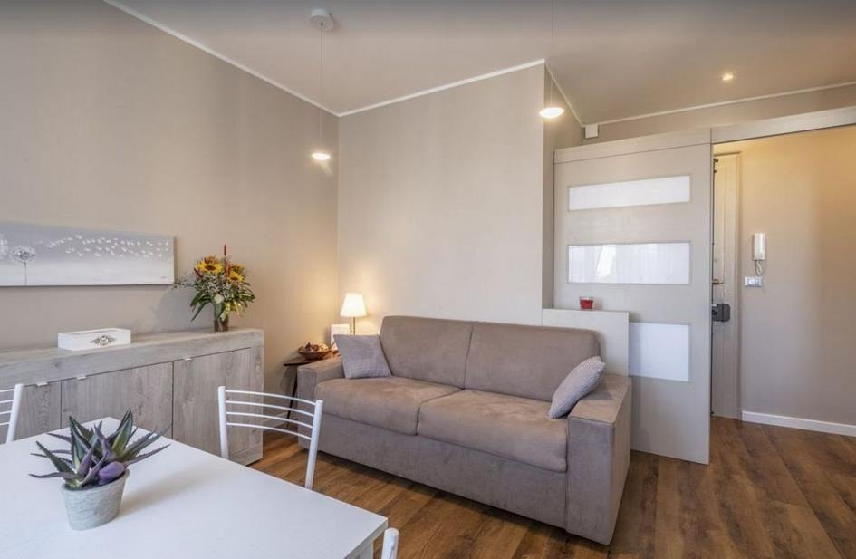 Appartamento elegante 50 mq dotato di ogni comfort.
