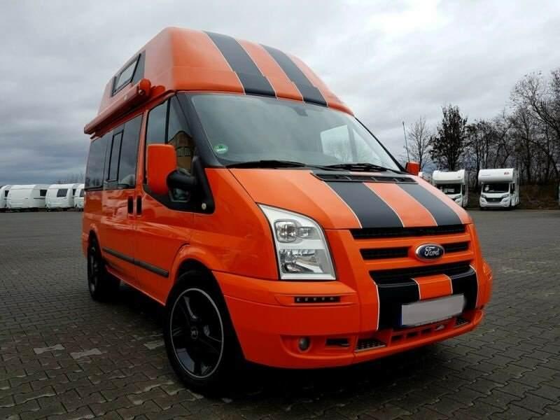2011 Ford Transit Nugget Westfalia