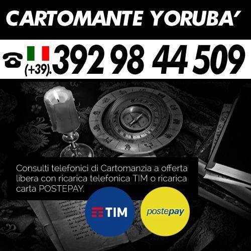 A Ostia servizio telefonico di Cartomanzia a offerta libera - Consulti a basso costo