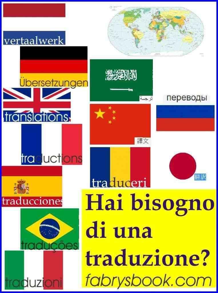 FABRYSBOOK.COM- Traduzioni multilingue ON LINE