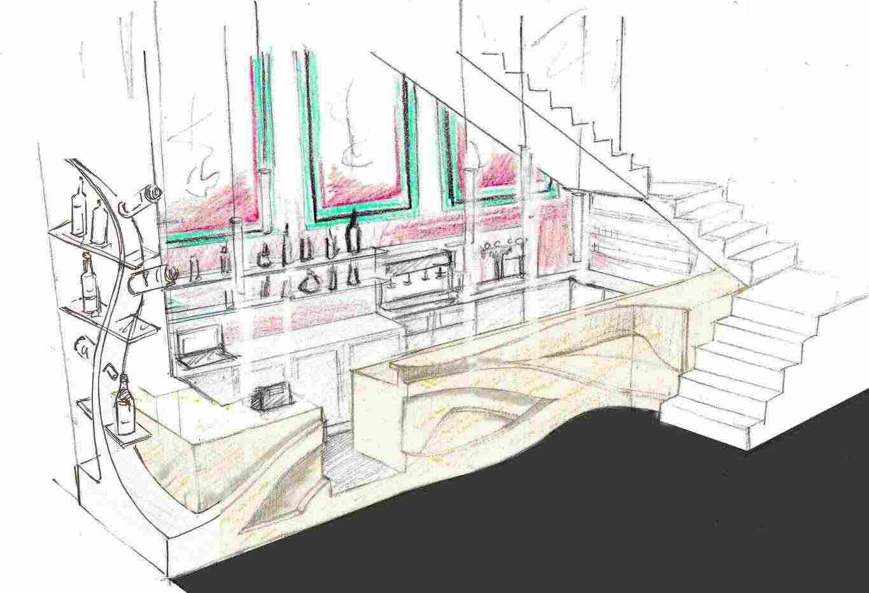 Arredamento bar ristorante pasticceria