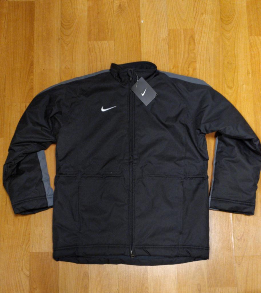 Giacca pesante Nike nera