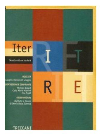 Rivista ITER Scuola cultura società