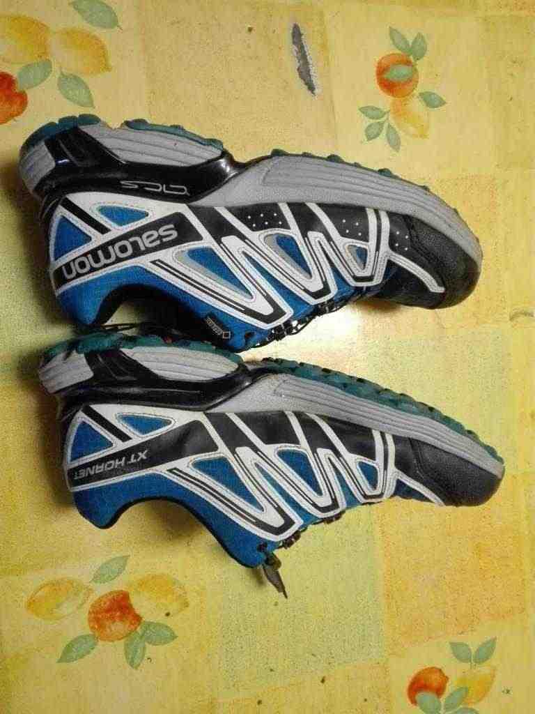 Vendo scarpe da trail Salomon