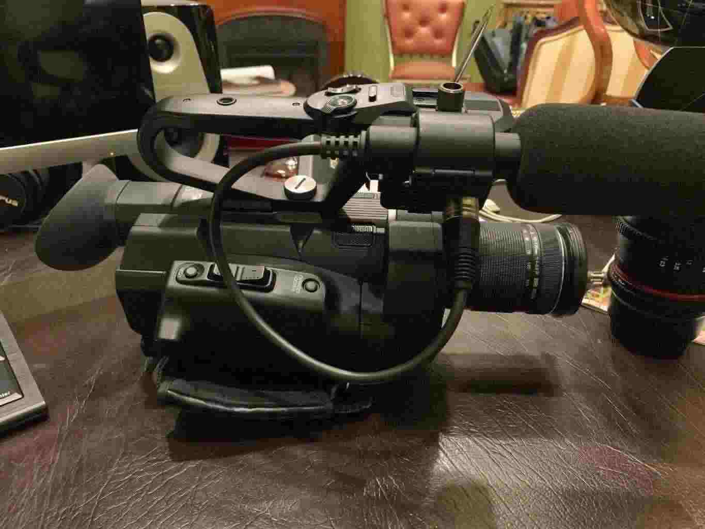 Videocamera JVC GY LS 300 CHU HD:4K