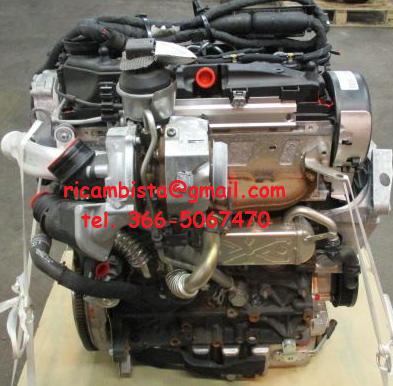 03L100090J Volkswagen Passat 2.0 TDI