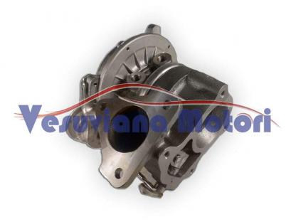 Turbo Rigenerato Isuzu Bighorn Turbocharger