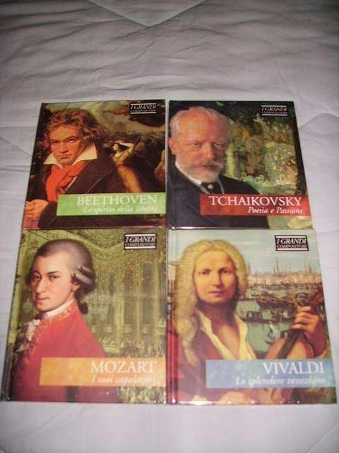 Vivaldi/Beethoven/Mozard/