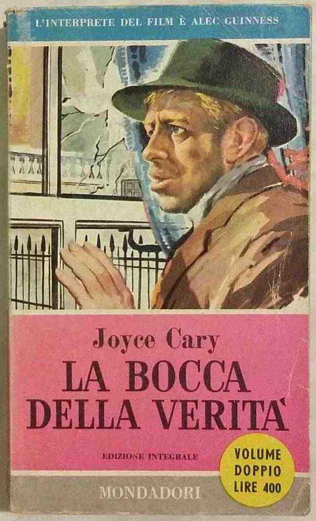 La bocca della verita di Joyce Cary 1°Ed.Mondadori 1958 ottimo