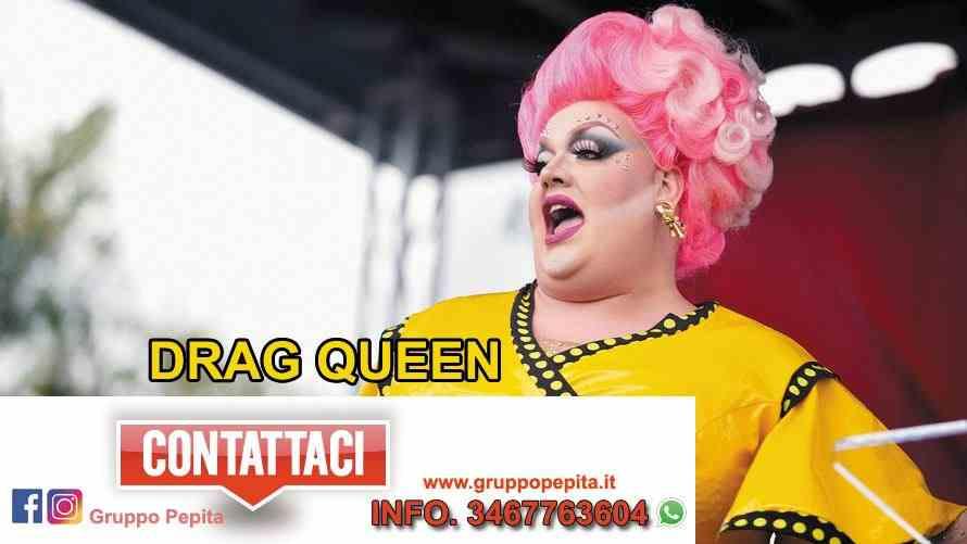 Drag Queen a Taranto