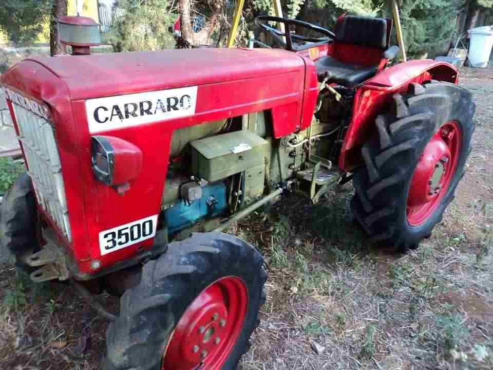 TRATTORE CARRARO 35CV