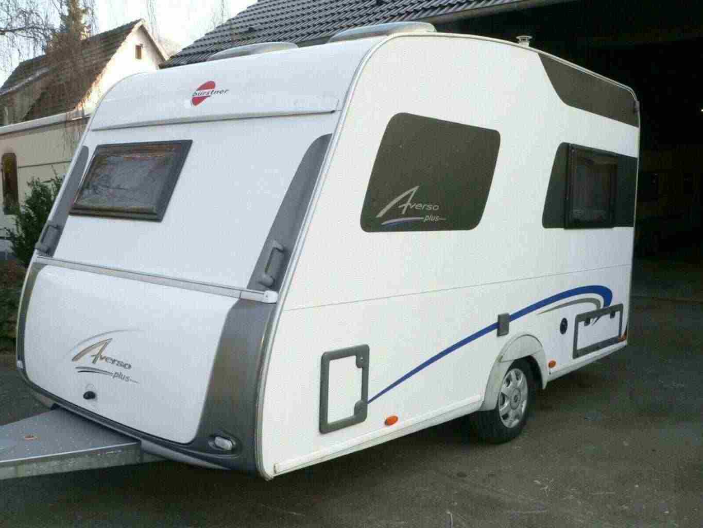 2012 Bürstner Averso Plus 410 TS