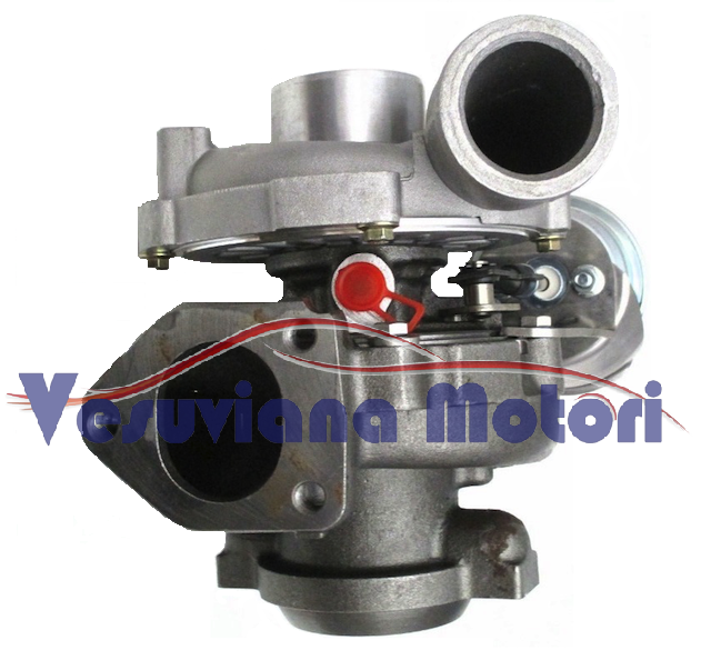 Turbo Rigenerato Bmw 330 d 330 xd X5 3.0cc