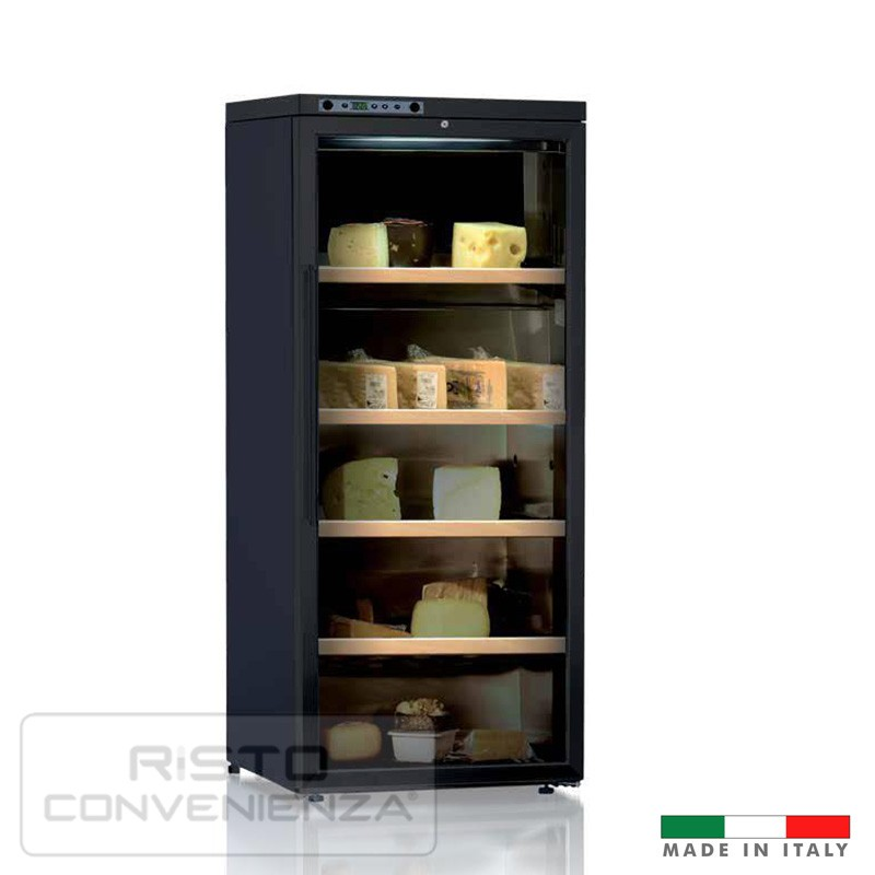Vetrina salumi o formaggi professionale +4°/+18°