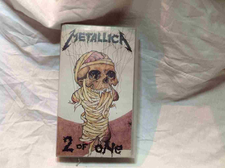 METALLICA  2 OF ONE  vhs originale