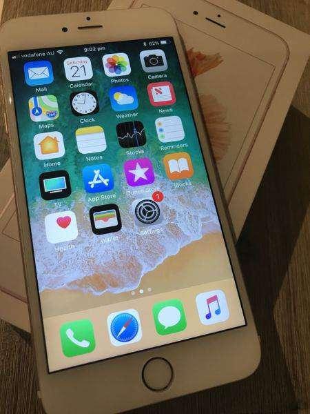 IPhone 6s Plus da 128 GB-Rosa-Oro