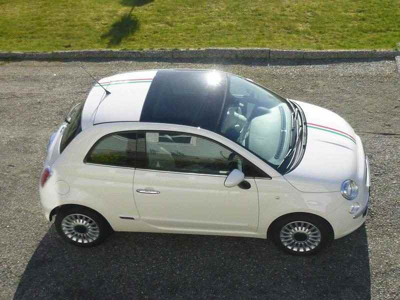 Fiat 500 2009 Fiat 500 2009