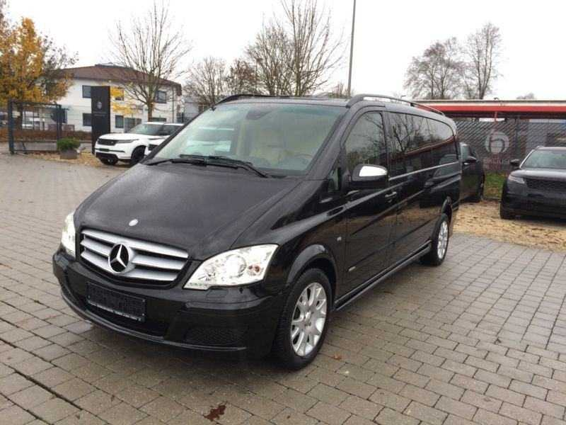 Mercedes-Benz Viano VIP 3.5 Royal Business luxe VIP