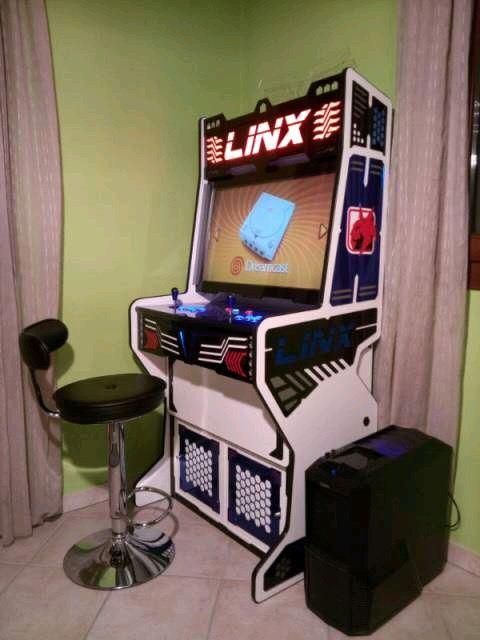 """Cabinato arcade &quot32"""""""