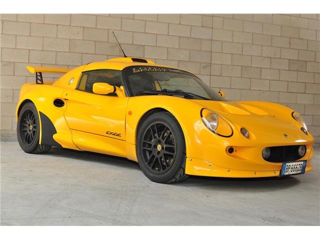 2000 Lotus Exige S1 Sport