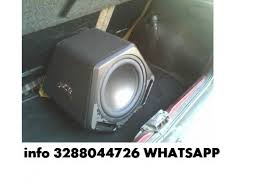 subwoofer amplificato in cassa reflex - t1 audio t1-15at: subwoofer attivo