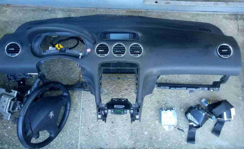 Kit AIRBAG Peugeot 308 coupè cabriolet anno 2010