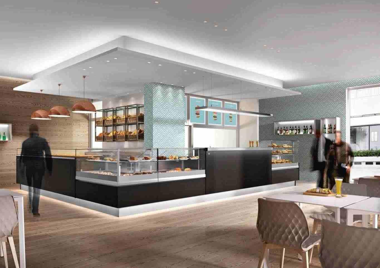 Arredamenti e attrezzature per bar, pasticcerie e gelaterie