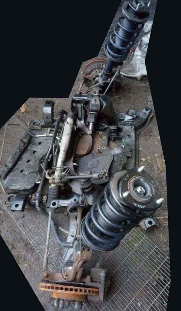 Meccanica ant e post Suzuki Grand Vitara 1.9 DDIS