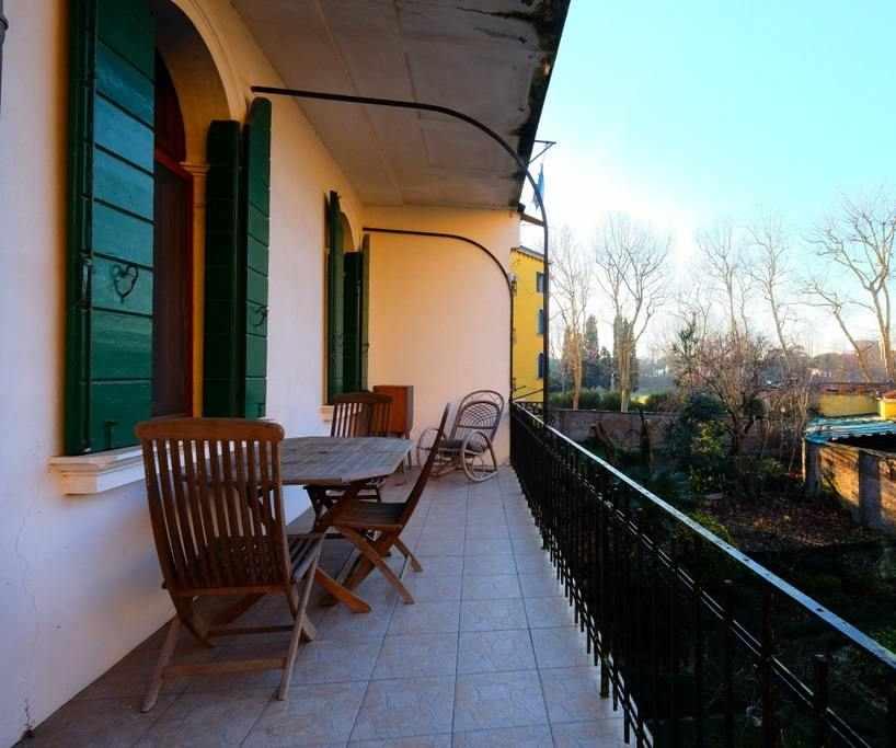 Venezia - Primo piano con ampia terrazza privata