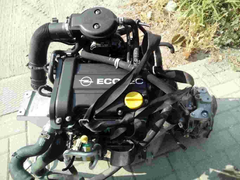 Motore Opel Agila / Corsa 1000 12 valvole Z10XE