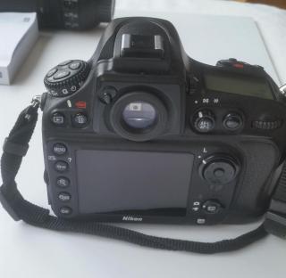 Nikon D800e macchina Solo corpo