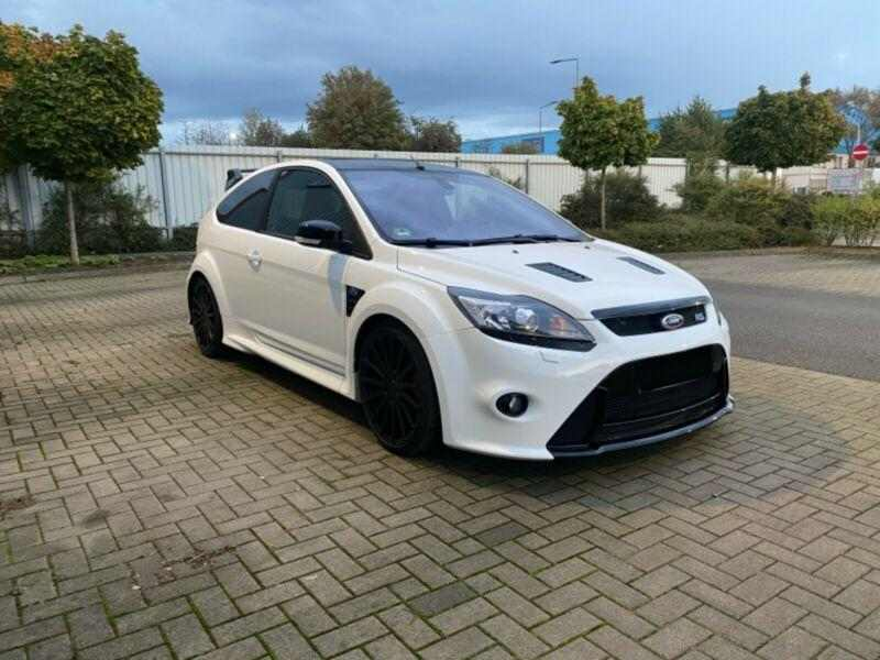 2010 Ford Focus 2.5 RS