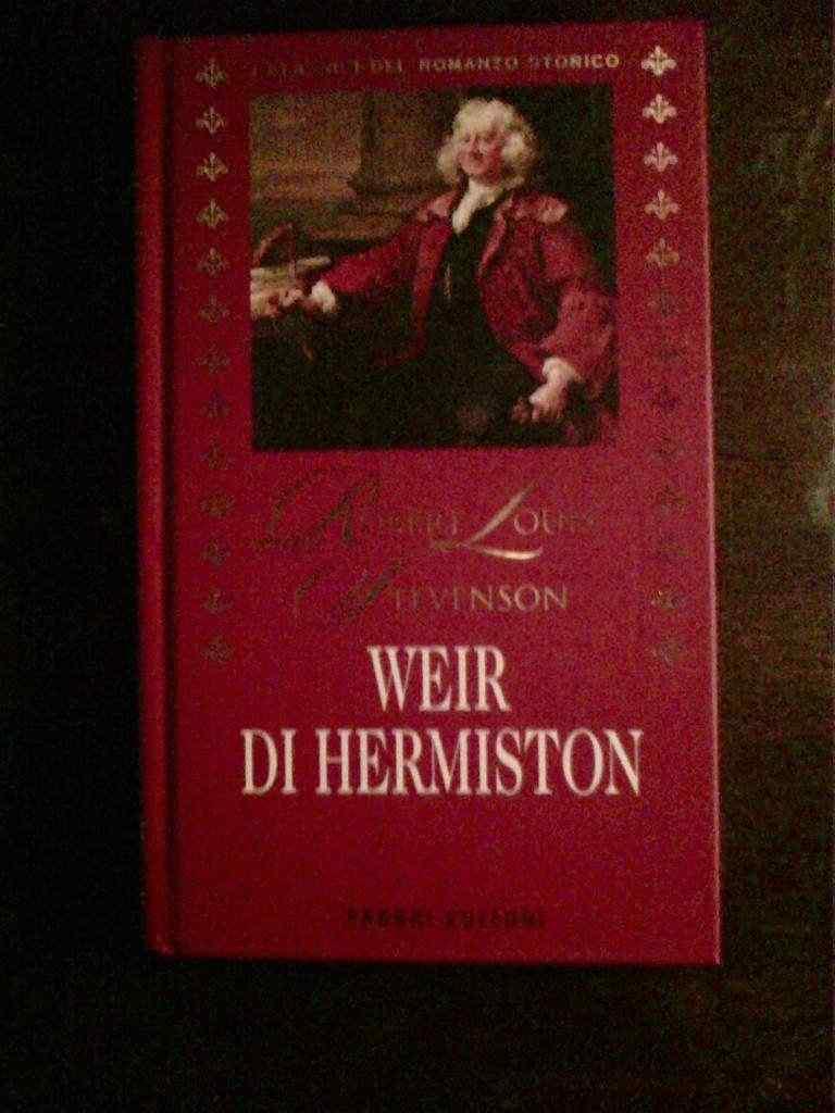 Robert L. Stevenson - Weir di Hermiston