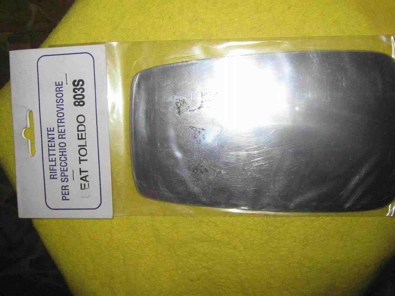 ricambio vetro specchietto retrovisore sx SEAT Toledo d'epoca