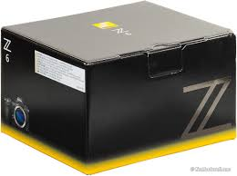 Nuova Nikon Z 6 Mirrorless Camera digitale