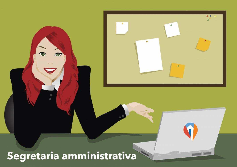 Segretaria Amministrativa