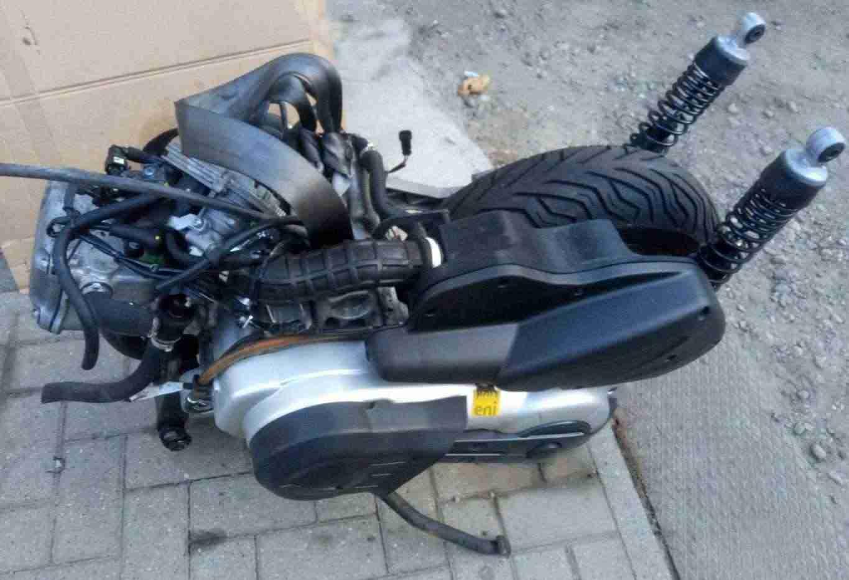 Motore Piaggio MP3 500 anno 2012 M611M
