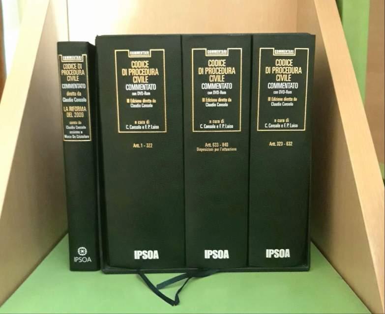 Codice di Procedura Civile Commentato NO CD ROM