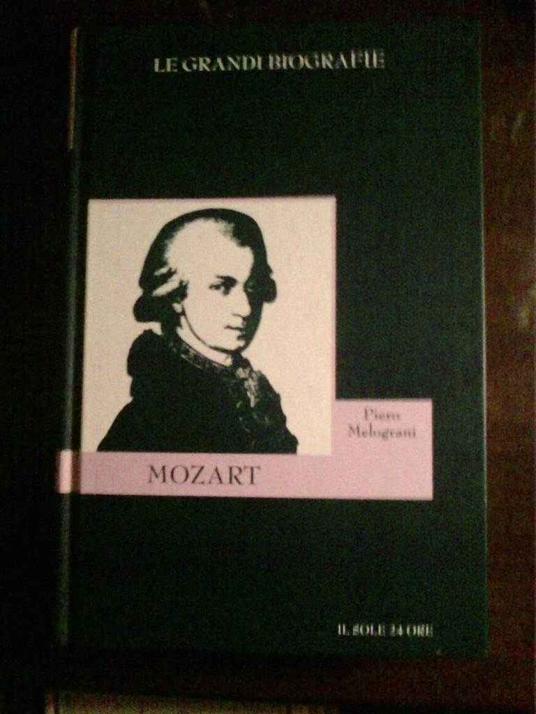 Piero Melograni - Mozart